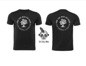 """""""End The War"""" 100% Cotton Tee - $19.99"""